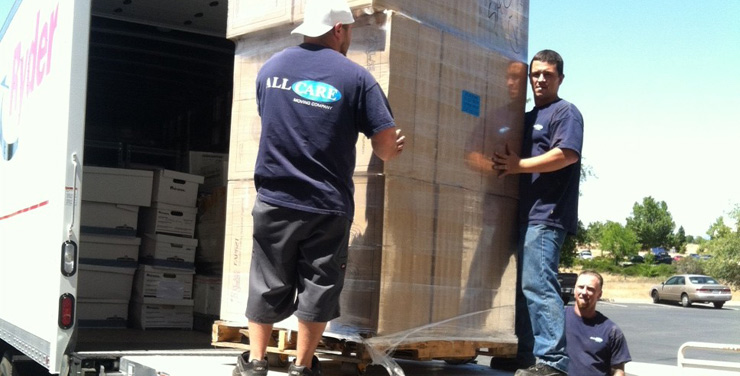 ALL CARE MOVING & STORAGE IS DEDICATED IN USING THE MOST EXPERIENCE MOVERS TO SERVE ALL YOUR RELOCATION NEEDS